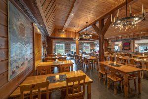 Restaurante - Wilderness Hotel Nellim