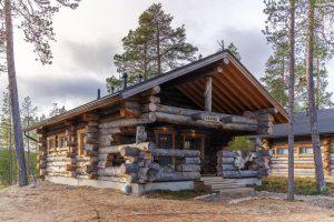 Cabaña - Wilderness Hotel Nellim