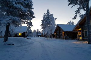 Cabañas - Wilderness Hotel Nellim