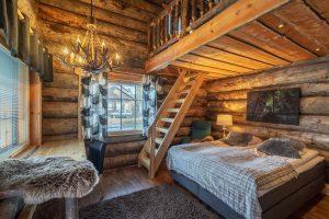 dormitorio - Wilderness Hotel Nellim