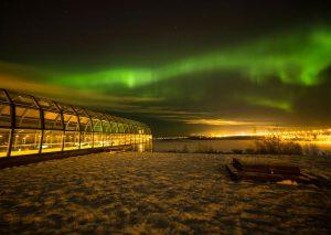 Auroras Boreales - Laponia