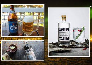Bebidas - Laponia