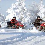 Fondo Motos de Nieve