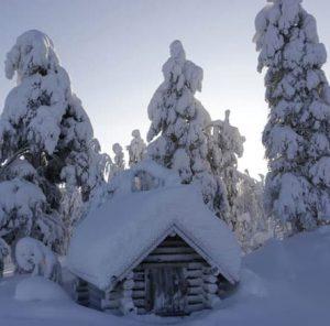 clima en Laponia