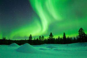 Aurora Boreal - Laponia