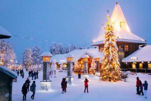 La Aldea de Santa Clauss - Laponia