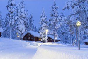 Navidad en Laponia Mágica
