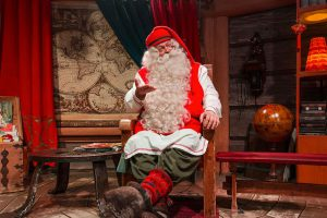 Encuentro con Papá Noel - Laponia