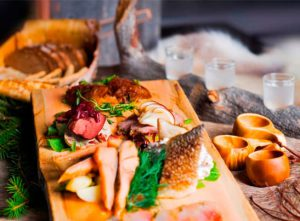 Gastronomia Laponia