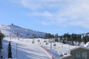 Pistas esqui Kuusamo