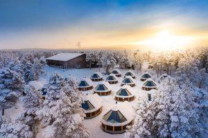 Igloo Wilderness Hotel Inari