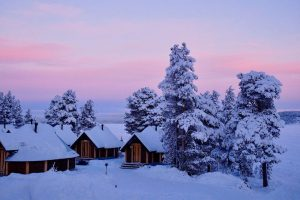 Cabañas Wilderness Hotel Inari