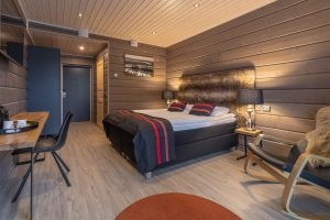 Dormitorio Wilderness Hotel Inari