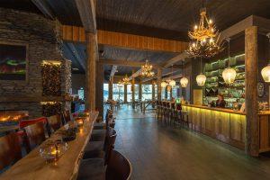 Restaurante Wilderness Hotel Inari