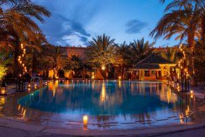 Servicios Kasbah Hotel Xaluca