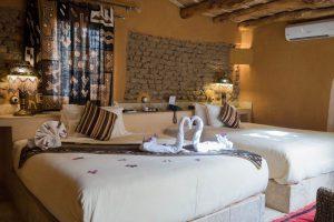 Dormitorio Kasbah Hotel Xaluca