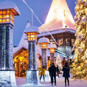 Navidad en Laponia