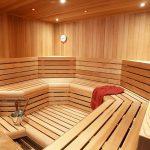 Sauna - Navidad en Salla - dia 2