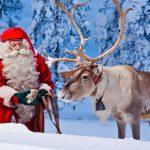 Encuentro Papá Noel - Navidad en Salla - dia 5
