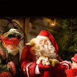 Encuentro Santa Clauss - Navidad en Salla - dia 5