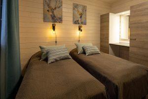Dormitorio - Sallatunturit Tuvat