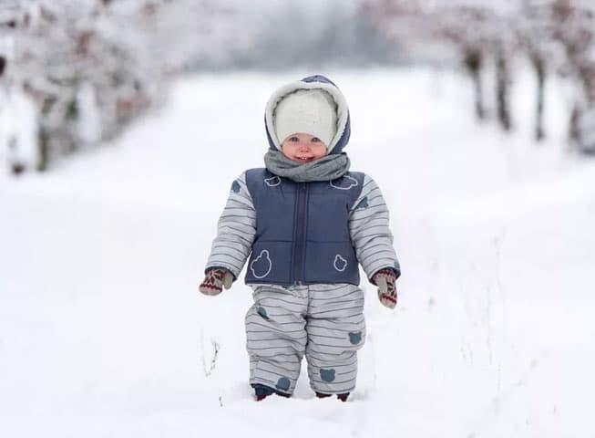 Vestuario térmico Laponia