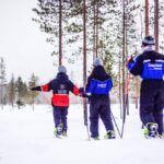 Ivalo- Raquetas de nieve