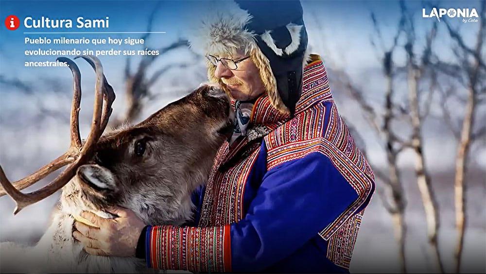 Cultura Sami - Navidad 2021 en Laponia