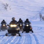Motos nieve en ISO SYOTE