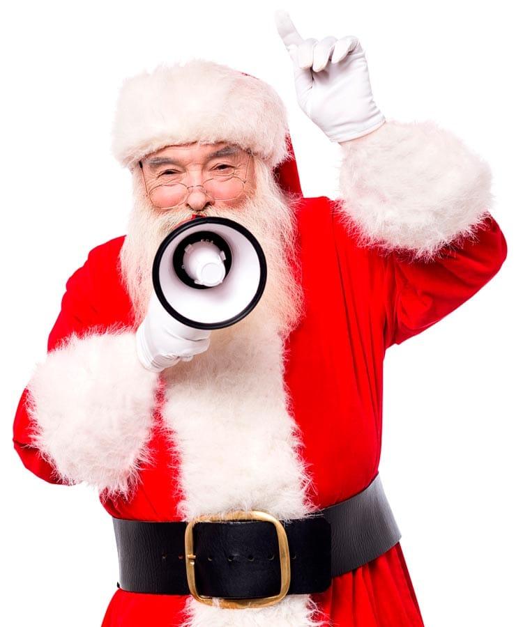 Santa Claus - Navidad Laponia 2021