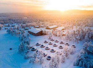viaje a Inari en Laponia Finlandia