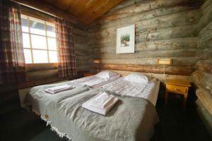 Dormitorio Cabaña Hotel Iso Syote
