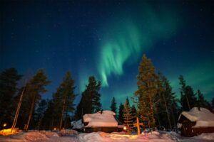 Aurora Boreal - Aurora Village Ivalo