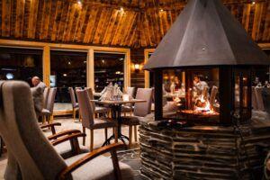Restaurante - Aurora Village Ivalo