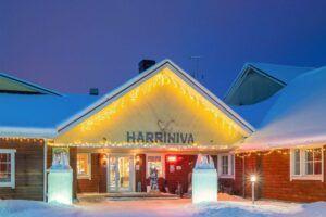 Recepción Hotel Harriniva
