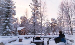 Arctic Circle Wilderness Resort en Rovanieme