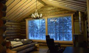 Wilderness Hotel Muotka habitacion