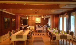 Hotel Muotka restaurante