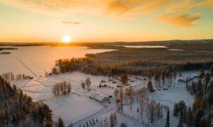 apukka Resort Laponia rovaniemi