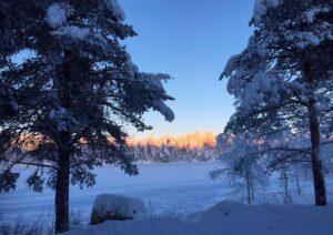 Viajar a Laponia